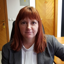 agent Sonja Klinar