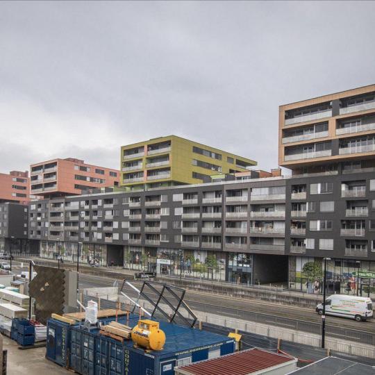 #1 - V ljubljanski soseski v načrtu 16 stolpnic in šest blokov