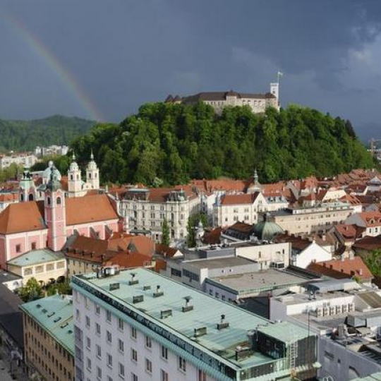 #1 - Which part of Ljubljana is the most interesting for real estate buyers?