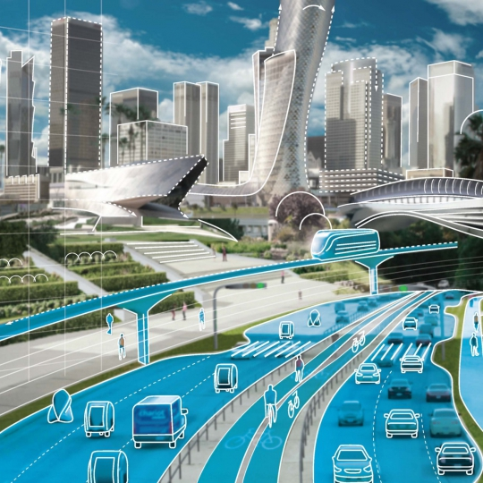 #1 - AUTONOMOUS VEHICLES AND THEIR EFFECT ON REAL ESTATE MARKET