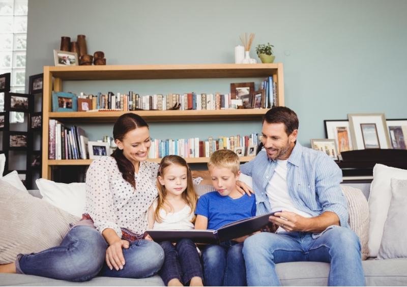 #4 - 7 načinov, kako ustvariti dom za optimalen razvoj otroka