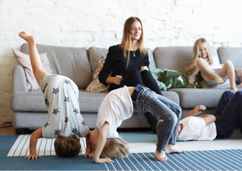 7 načinov, kako ustvariti dom za optimalen razvoj otroka