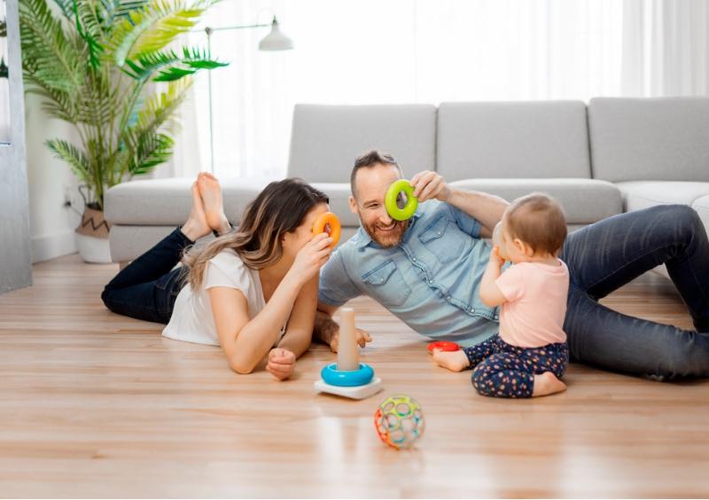 #2 - 7 načinov, kako ustvariti dom za optimalen razvoj otroka