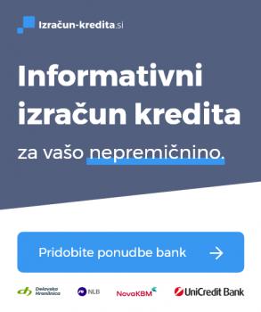 Enostavno orodje za informativni izračun kredita