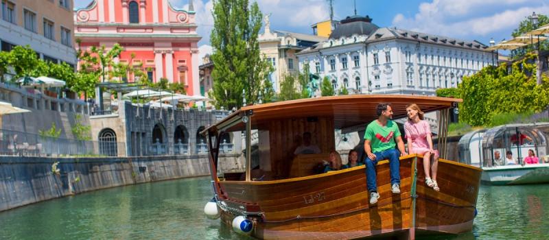 #1 - Nedeljski obisk Ljubljane