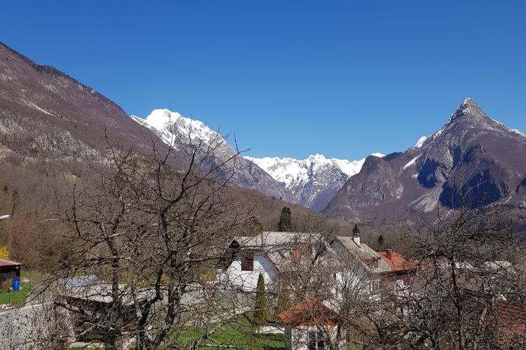 Lokacija: Goriška, Bovec
