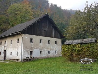 Location: Upper Carniola, Jesenice, Podmežakla