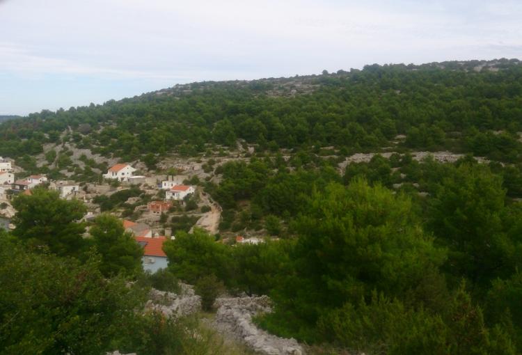 Location: Croatia, Otok