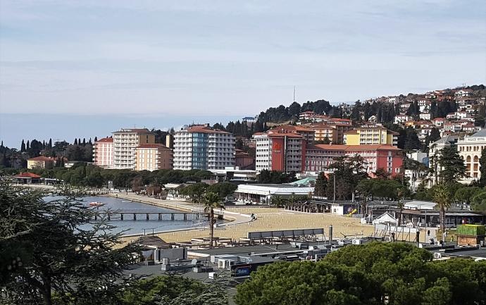 Lokacija: Obalno - kraška, Piran, Portorož center