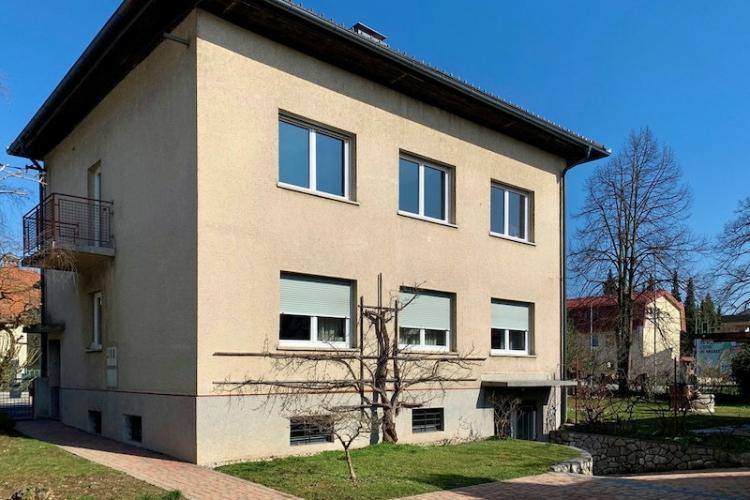 Lokacija: Ljubljana, Šiška