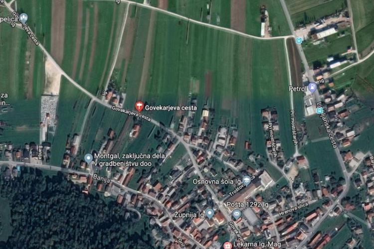 Lokacija: Ljubljana okolica, Ig