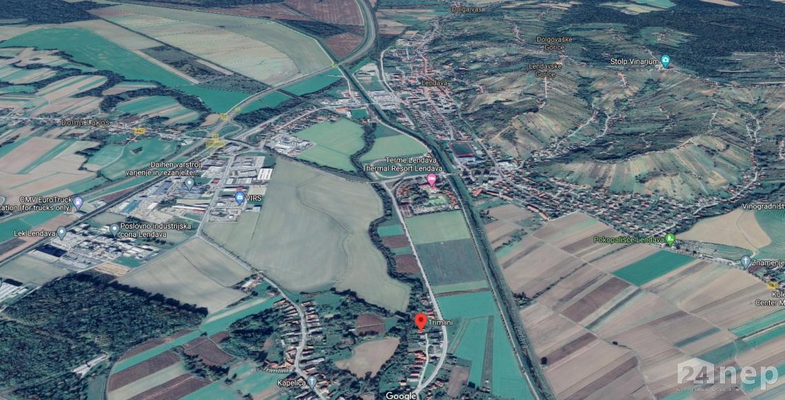 Lokacija: Pomurska, Lendava, Trimlini