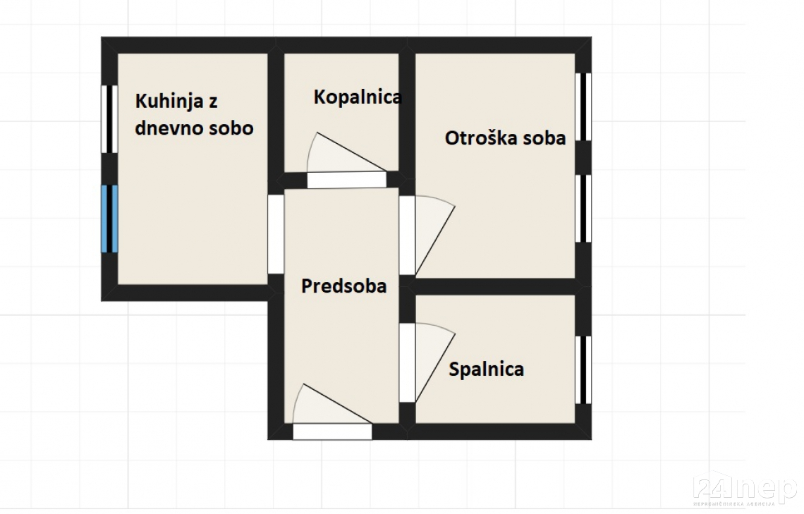 Lokacija: Podravska, Maribor, Tezno