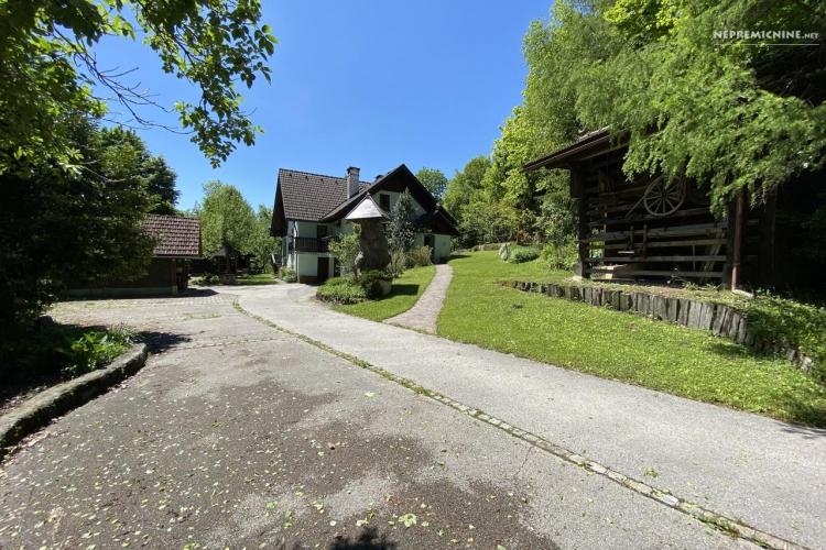 Lokacija: Ljubljana okolica, Vrhnika, Zaplana-del
