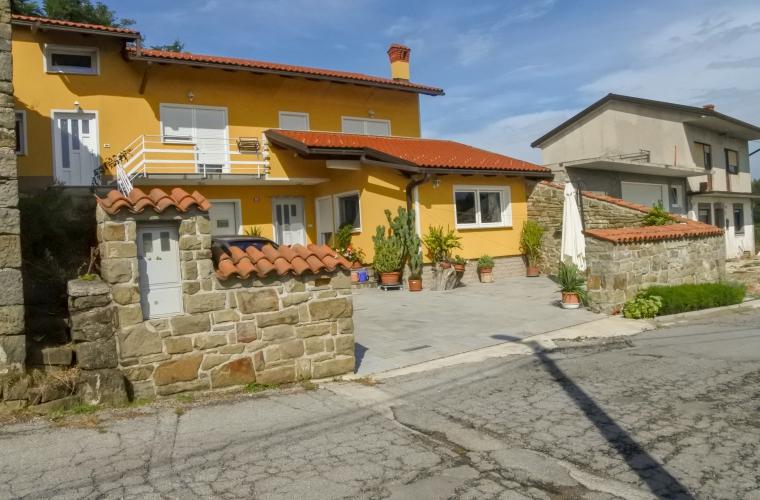 Lokacija: Notranjsko - kraška, Ilirska Bistrica, Pregarje