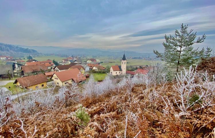 Lokacija: Ljubljana okolica, Dobrova - Polhov Gradec, Podsmreka