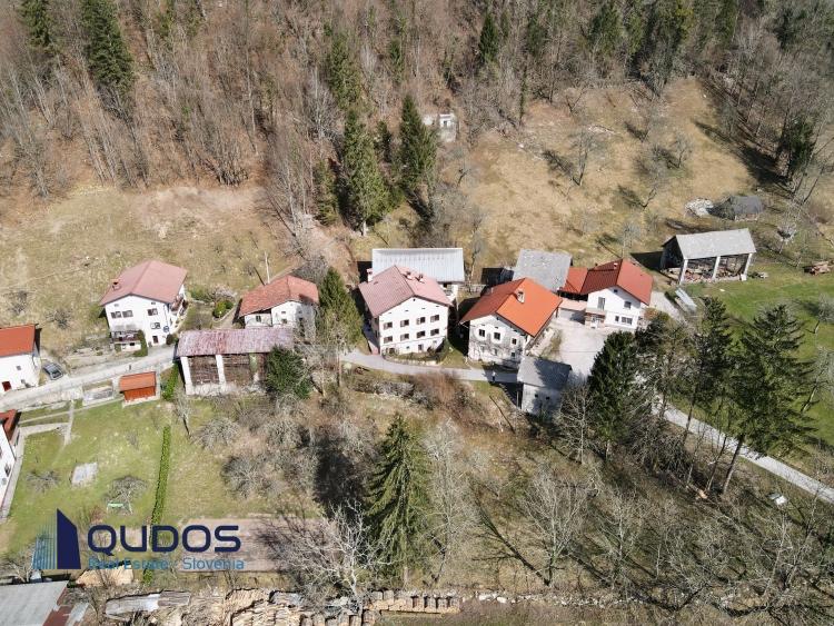 Lokacija: Goriška, Tolmin, Selišče