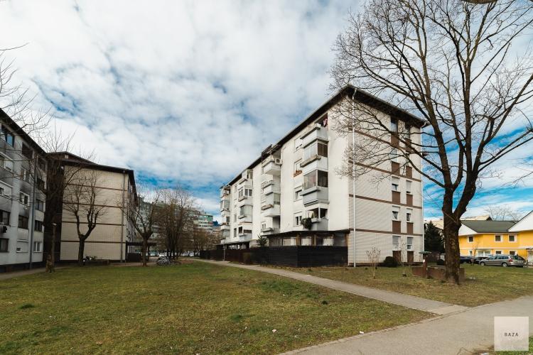 Lokacija: Ljubljana, Moste-Polje, Fužine