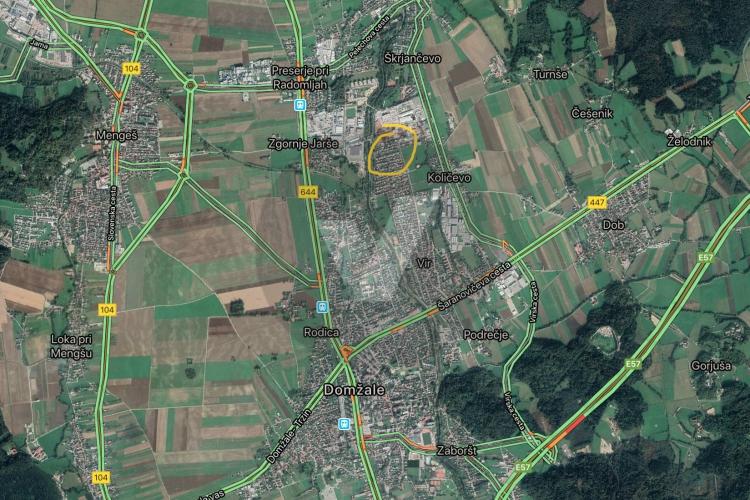 Lokacija: Ljubljana okolica, Domžale, Vir
