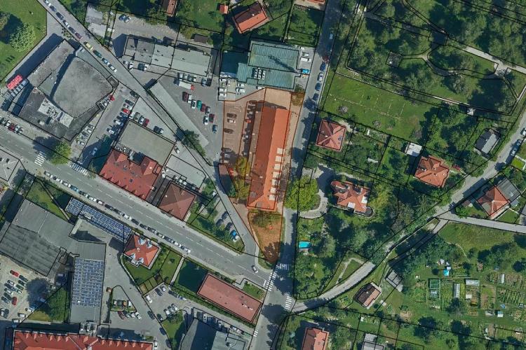 Lokacija: Gorenjska, Kranj, Center