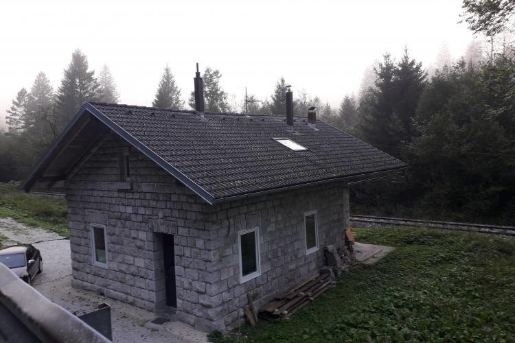 Lokacija: Gorenjska, Bohinj, Nomenj