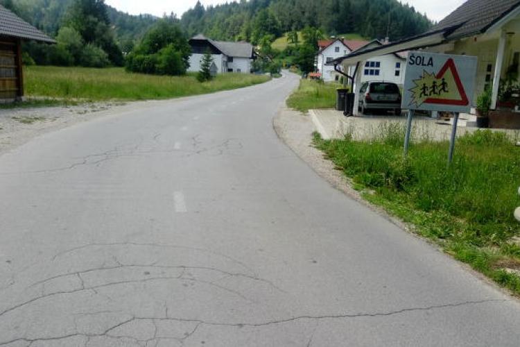 Lokacija: Ljubljana okolica, Velike Lašče, Rob