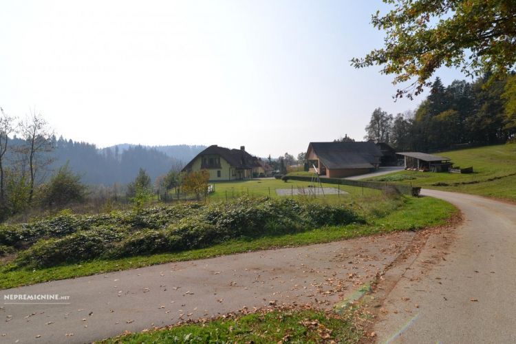 Lokacija: Ljubljana okolica, Domžale, Rova