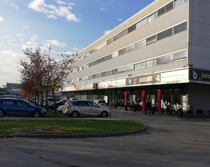 Lokacija: Ljubljana mesto, Moste-Polje, BTC