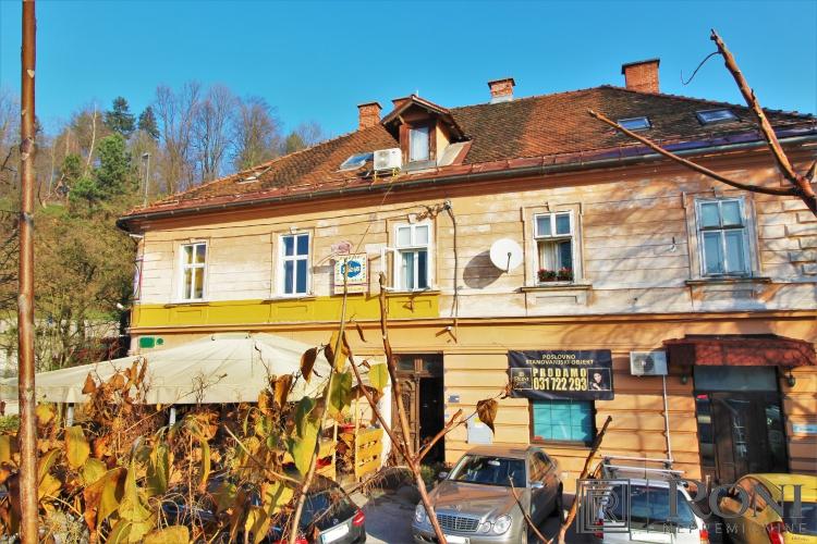 Lokacija: Ljubljana, Center, Prule