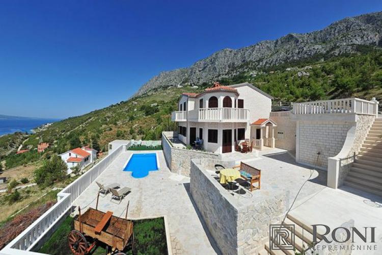 Lokacija: Hrvaška, Omiš
