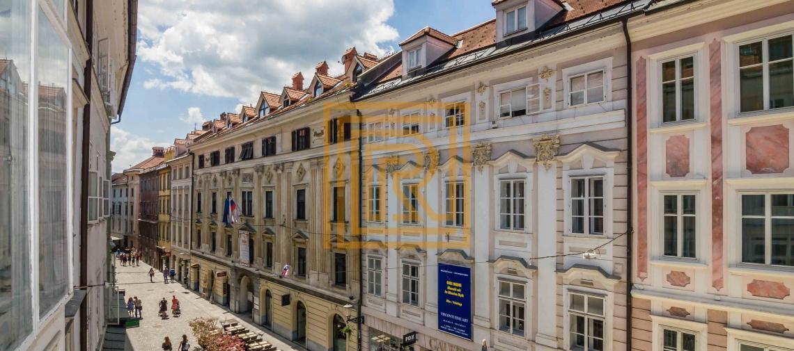 Location: Ljubljana city, Center, Center