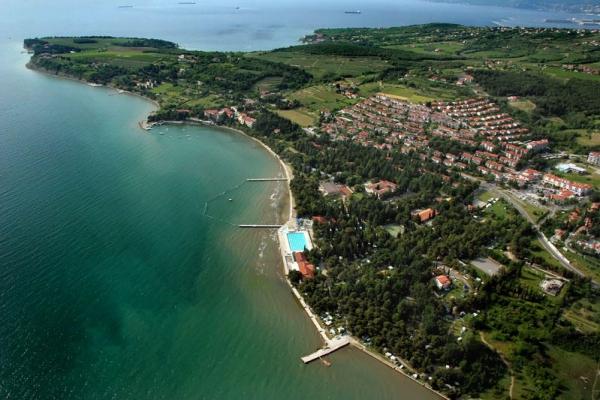 Lokacija: Obalno - kraška, Ankaran, Oltra