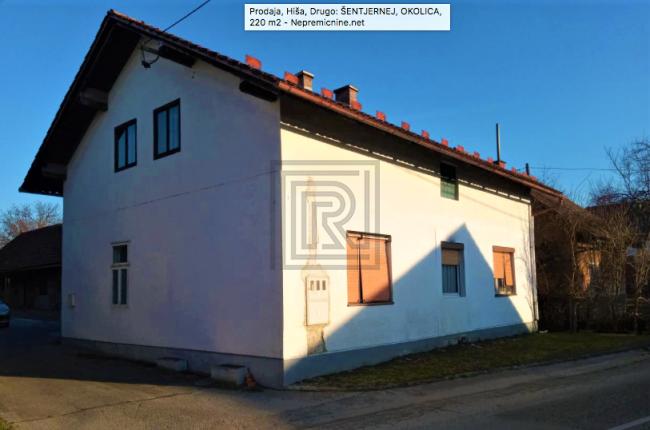 Lokacija: Jugovzhodna Slovenija, Šentjernej, Dolenji Maharovec