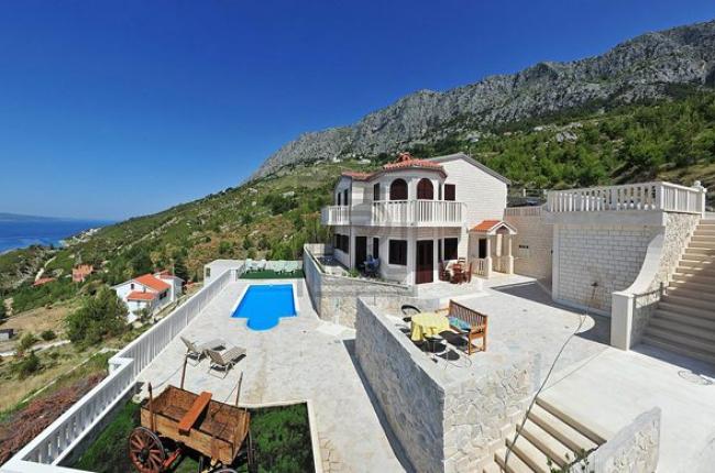 Location: Croatia, Omiš