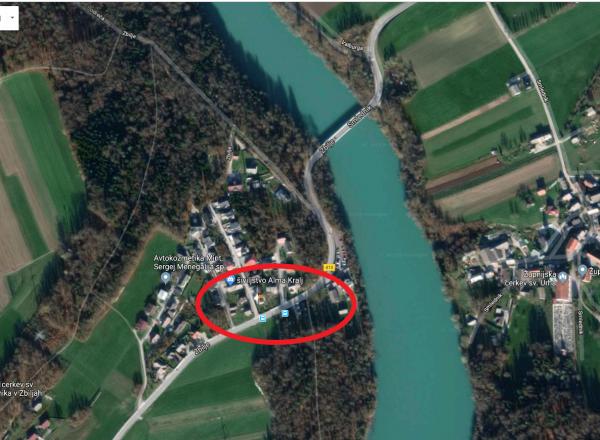 Lokacija: Ljubljana okolica, Medvode, Zbilje