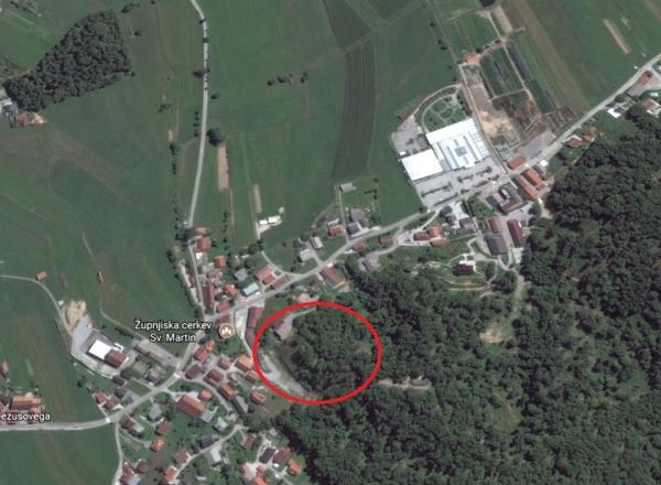 Lokacija: Ljubljana okolica, Dobrova - Polhov Gradec