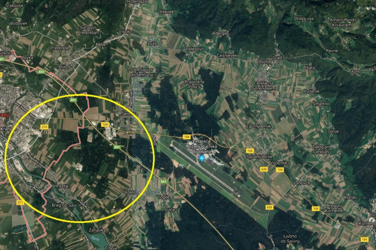 Lokacija: Gorenjska, Kranj