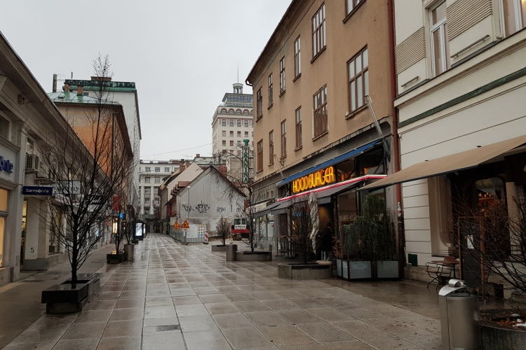 Lokacija: Ljubljana, Center