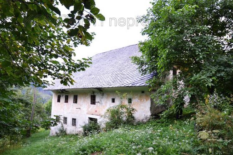 Lokacija: Gorenjska, Železniki