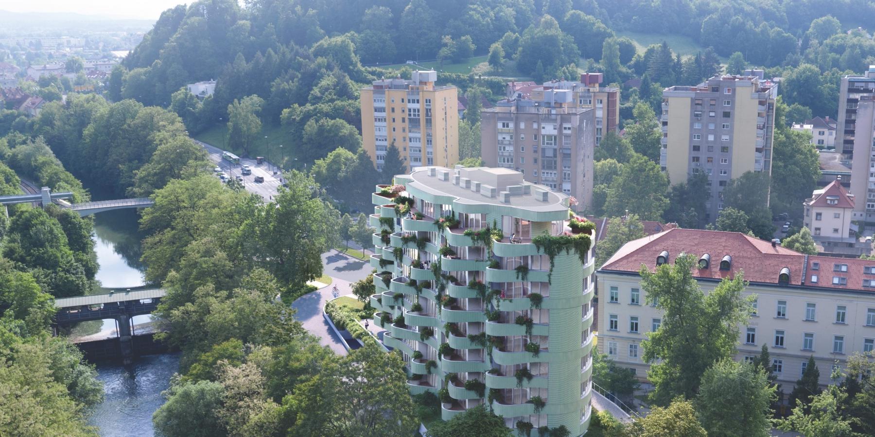 : Ljubljana, Center, Center