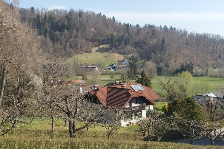 Lokacija: Ljubljana okolica, Dobrova - Polhov Gradec, Hruševo