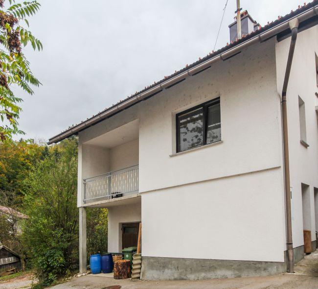Location: Ljubljana surroundings, Borovnica