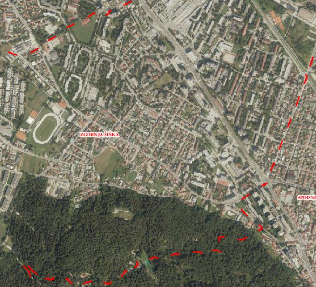 Lokacija: Ljubljana, Šiška, Koseze