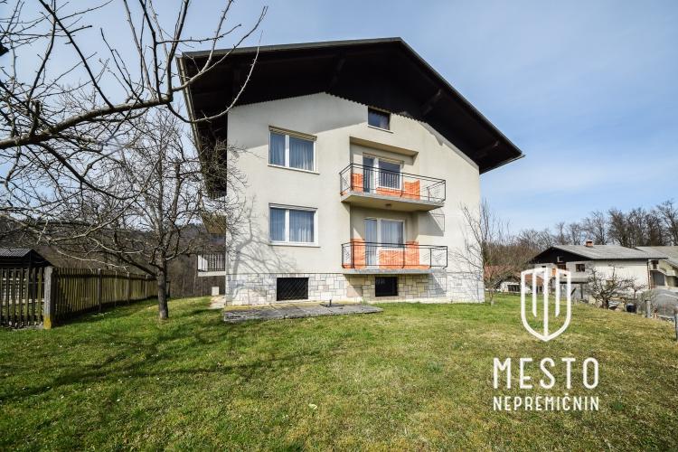 Lokacija: Ljubljana okolica, Medvode, Žlebe