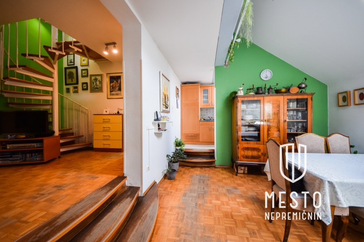 Lokacija: Ljubljana, Bežigrad, Tomačevo