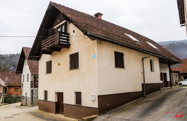 Location: Southeast Slovenia, Črnomelj, Stari Trg ob Kolpi
