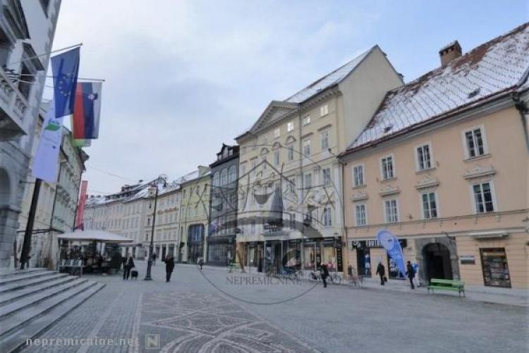 Lokacija: Ljubljana, Center