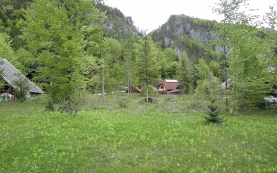 Location: Upper Carniola, Kranjska Gora