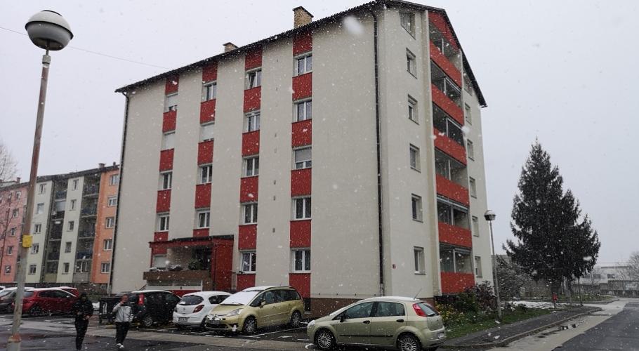 Location: Podravska, Maribor, Pobrežje